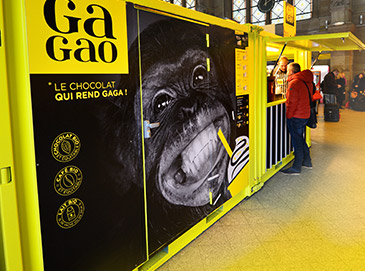 Container GAGAO
